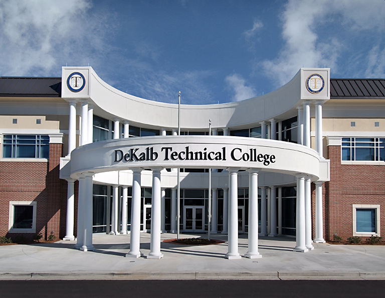 dekalb college technical university alliance building tech engineering conference center colleges awards story