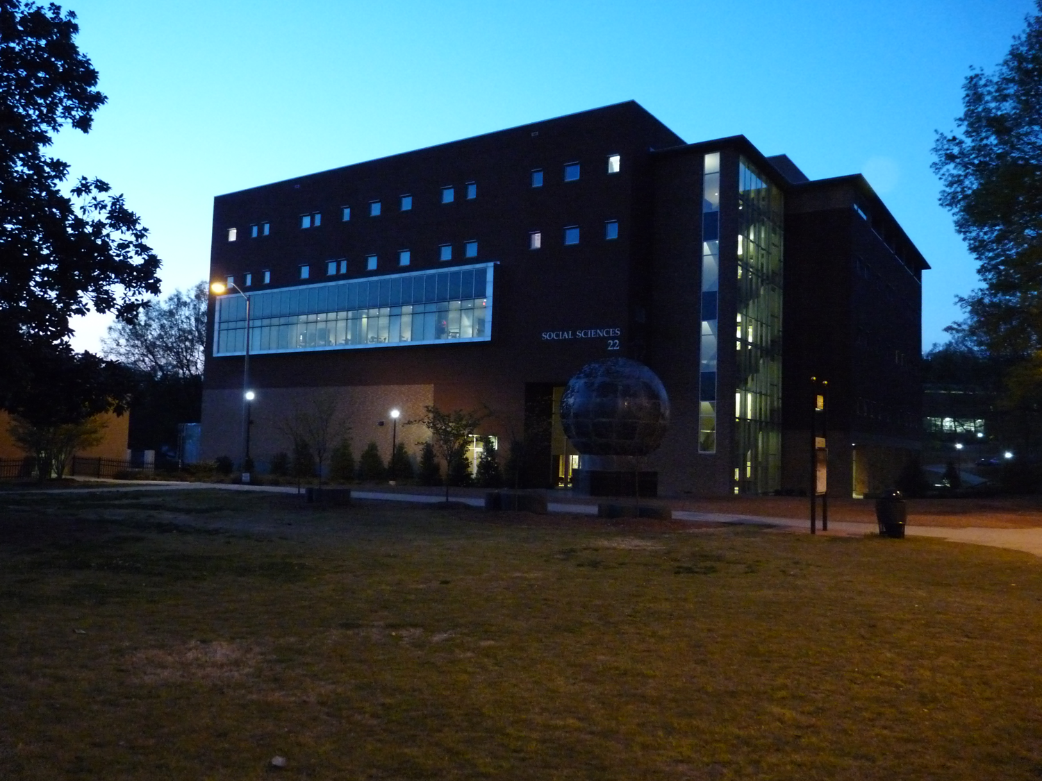 Clayton State Arts And Sciences Building