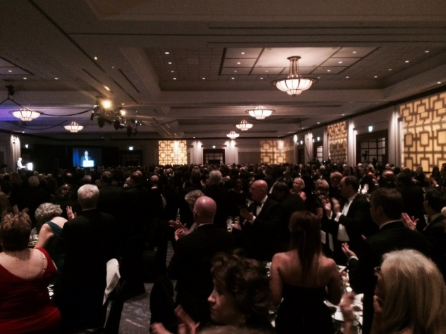 Cobb Chamber's 72nd Annual Dinner Celebration