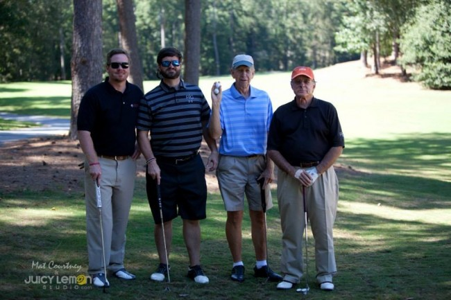 2014 Cobb Chamber/AT&T Business Open